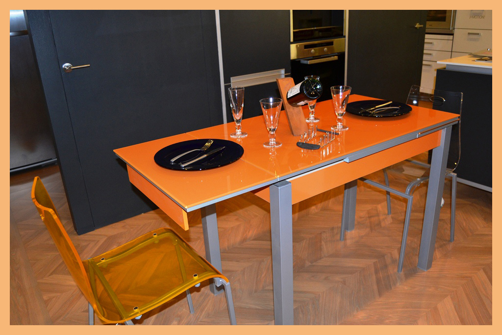Fustahermetic mesa for Mesas de cocina extensibles con cajon